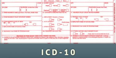 ICD-10 — CMS-1500 Claim Form Update