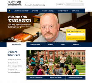 Fundamentals of Managed Care — Todd Welter at Regis University