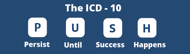 ICD-10 PUSH Training for Physicians and Hospitals from RT Welter & Associates