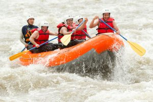 Rafting Trip Gone Wrong! — Fun with ICD-10