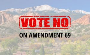 Vote No on Amendment 69 and Save our Market-Based Health Care System