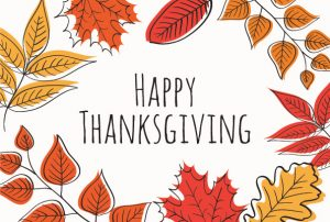 Happy Thanksgiving From RT Welter