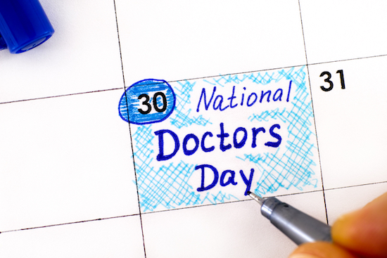 Celebrating National Doctor's Day 2021