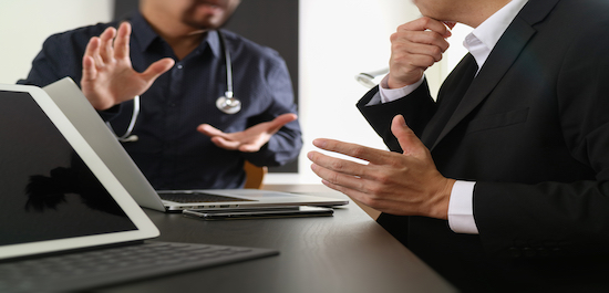 Business Leaders Urge Congress to Support Audio-Only Telehealth